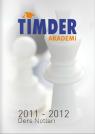 TİMDER Akademi - Eylül 2012
