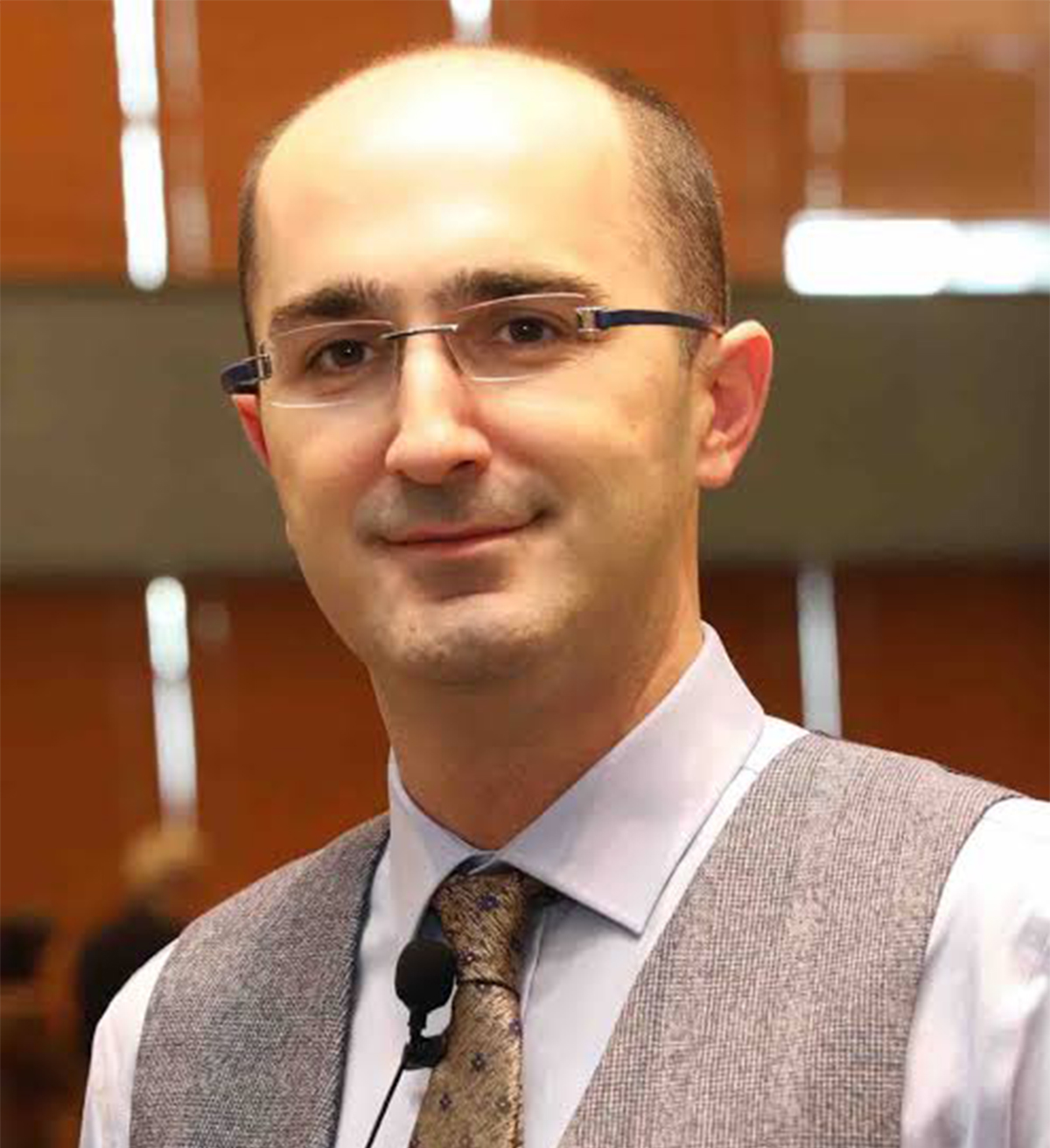 Prof. Dr. Umut Rıfat Tuzkaya